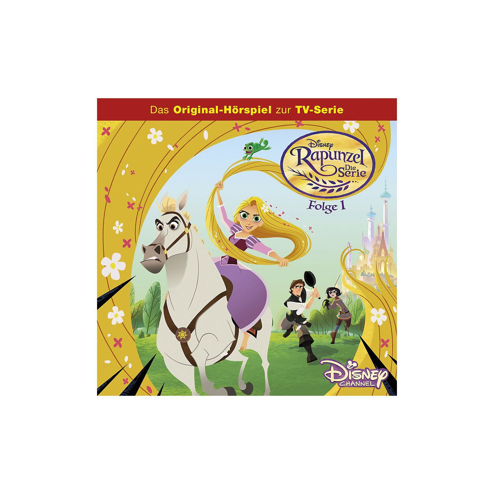 Kiddinx CD Disney Rapunzel - Folge 1