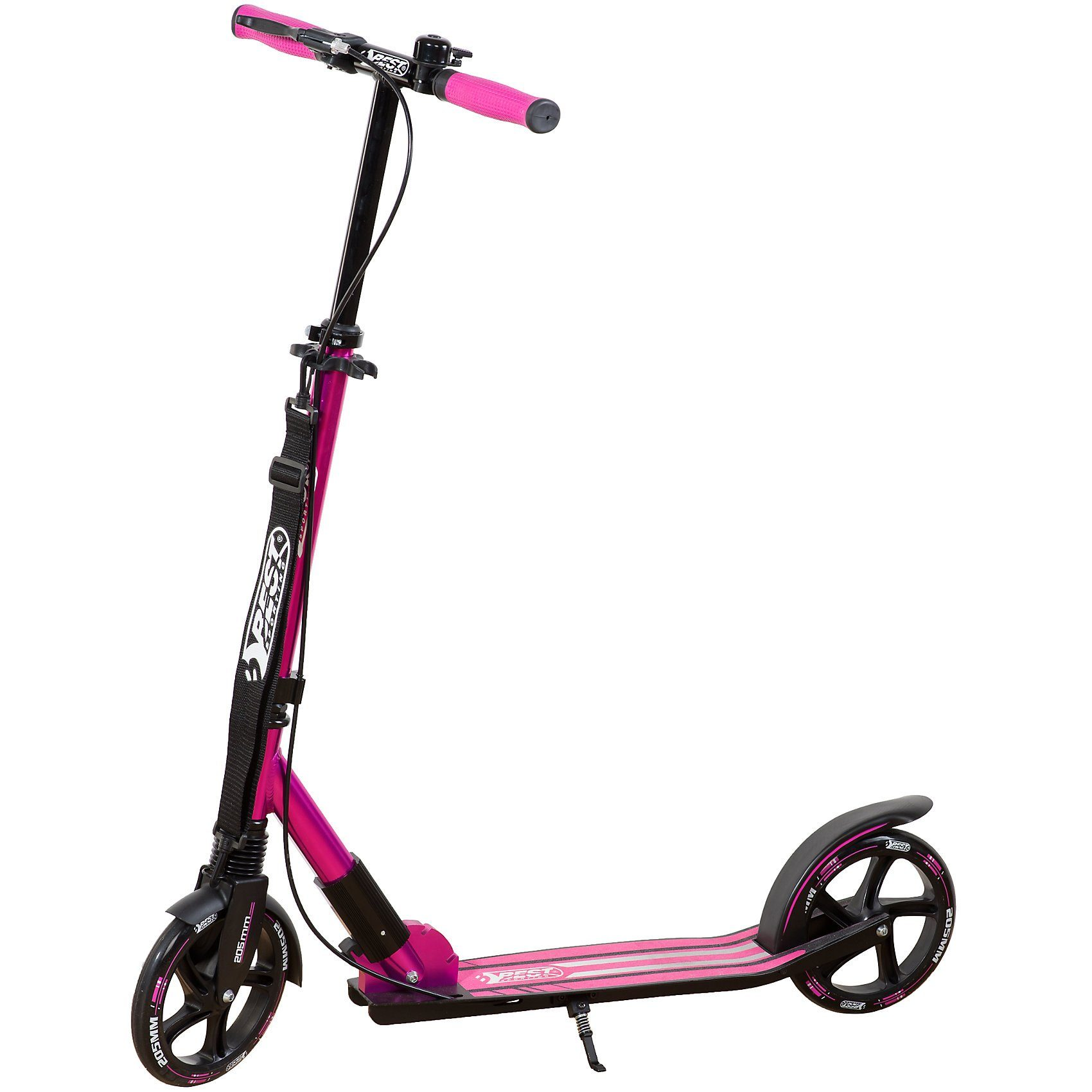 Best Sporting Scooter 205 pink metallic