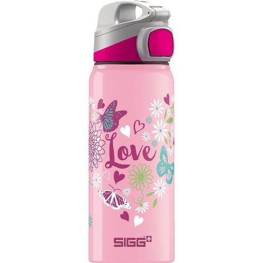 Sigg Alu-Trinkflasche MIRACLE Love, 600 ml