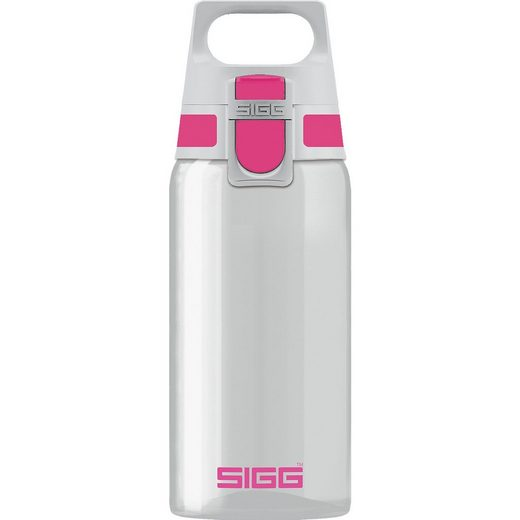 Sigg Tritan-Trinkflasche TOTAL CLEAR ONE Berry, 500 ml
