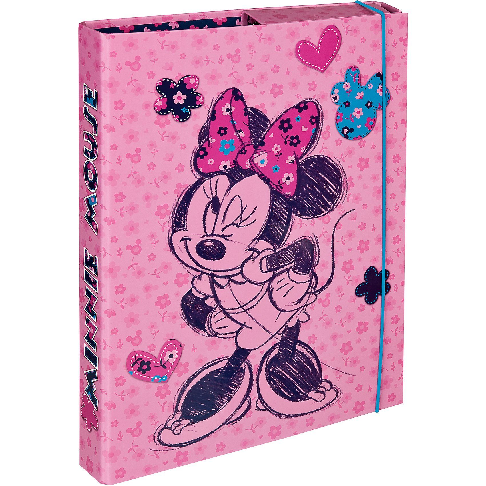 UNDERCOVER Heftbox A4 Minnie Mouse