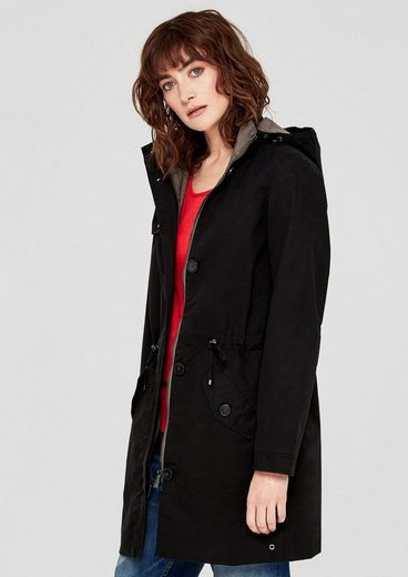 S.oliver Red Label Lighter Coat With Hood