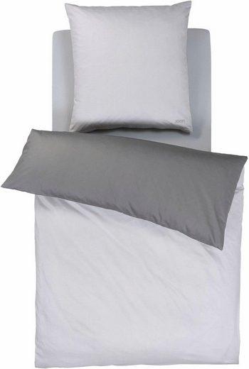 Bettwäsche »Micro Pattern«, Joop!, mit ganz feinem Muster
