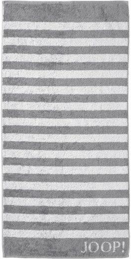 Joop! Handtücher »Stripes« (2-St), mit dezenten Streifen