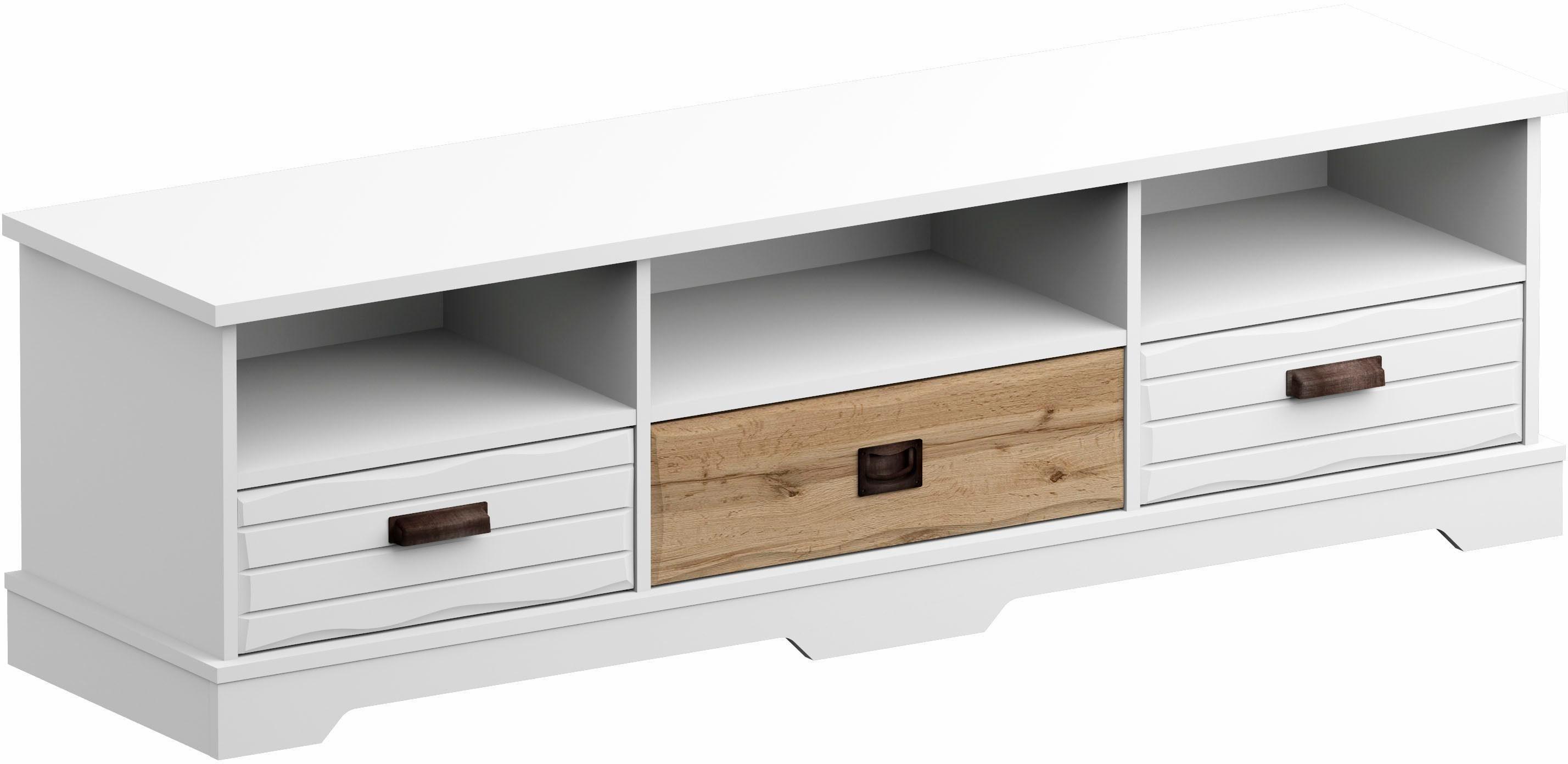 Home affaire Lowboard »Arabell«, Breite 161 cm