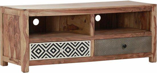 Gutmann Factory Lowboard »Safari«, mit 2 Schubladen und 2 Ablagefächer