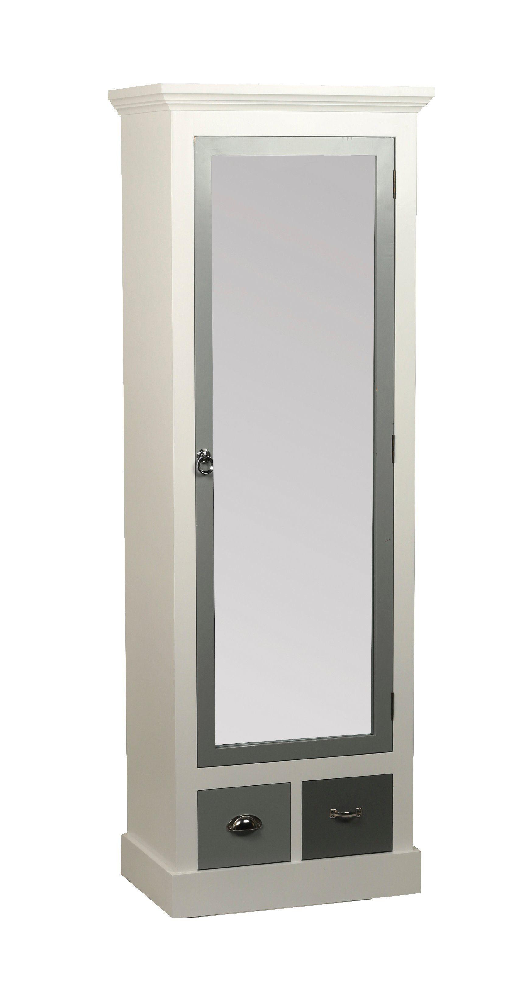 heine home Garderobenschrank mit funktioneller Einteilung
