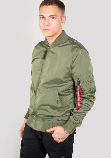 Alpha Industries Bomberjacke MA-1 TT Long