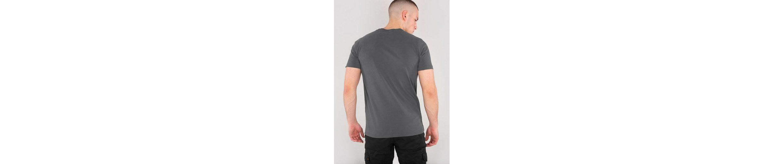 Rabatt Zahlung Mit Visa Billig Vermarktbare Alpha Industries T-Shirt Black Panther T f8Ofh5