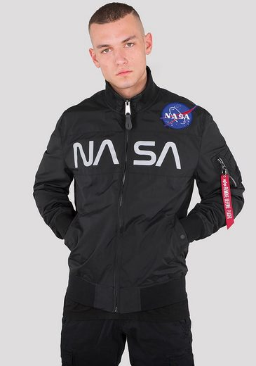 Alpha Industries Bomberjacke NASA Jacket