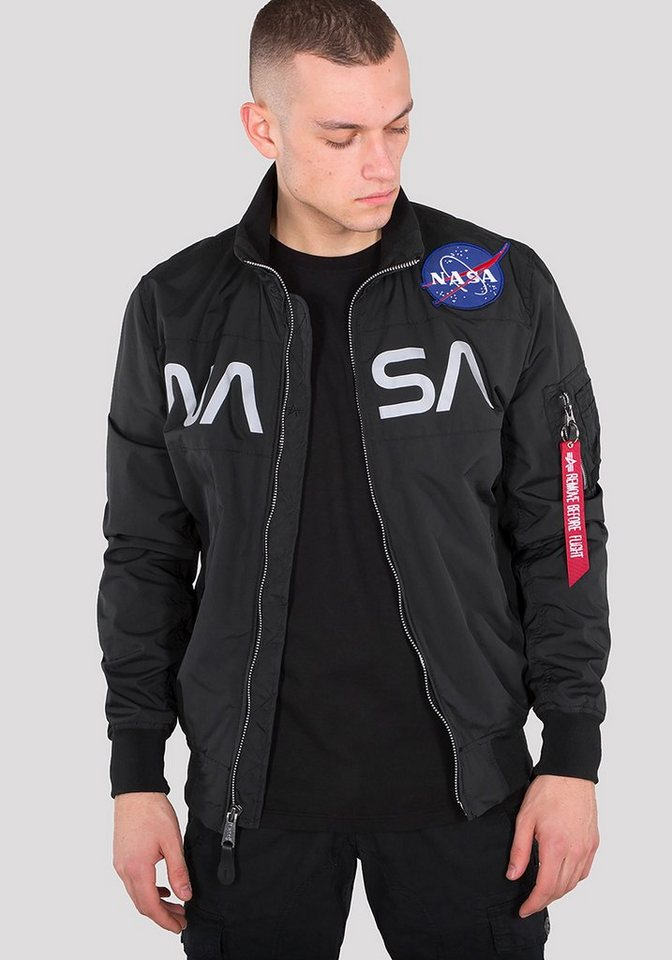 alpha industries bomberjacke nasa jacket kaufen otto. Black Bedroom Furniture Sets. Home Design Ideas