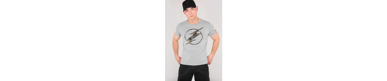 Alpha Industries T-Shirt Flash T 2018 Neue Online Freies Verschiffen Neue Ankunft Günstig Kaufen 100% Authentisch Spielraum nIUT2