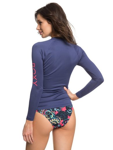 Roxy Langarm UPF 50 Rash Vest Whole Hearted