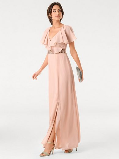 ASHLEY BROOKE by Heine Abendkleid mit Schlitz