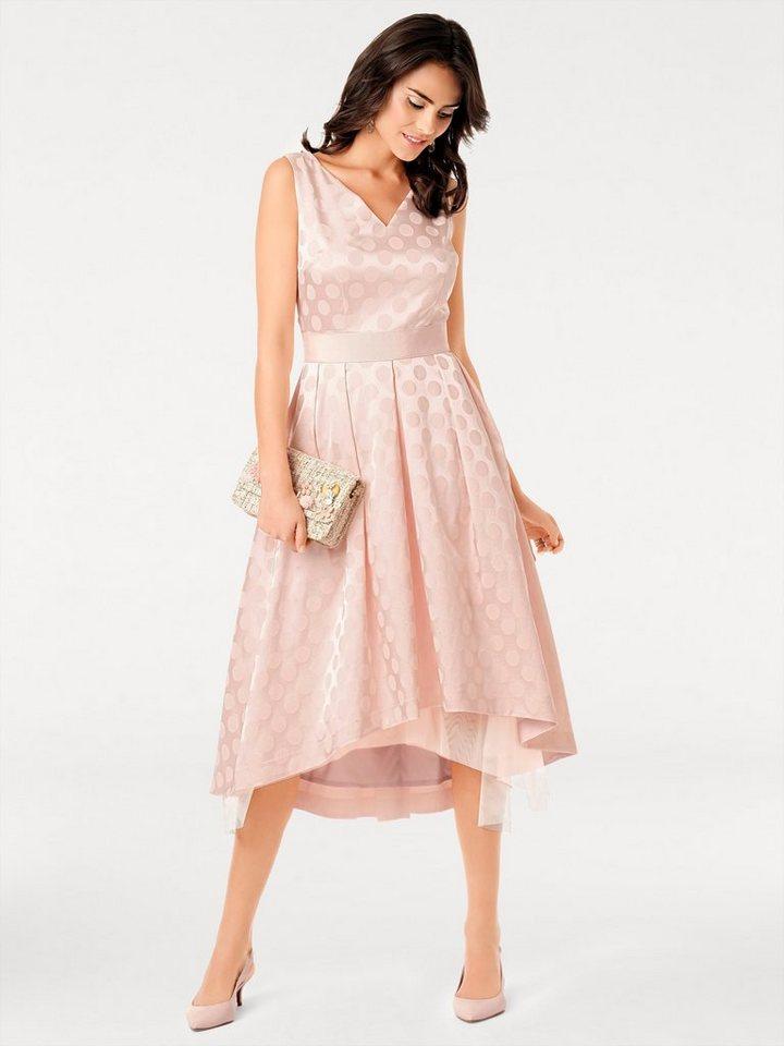 04e856e0387878 Heine cocktailkleid rosa – Stylische Kleider für jeden tag