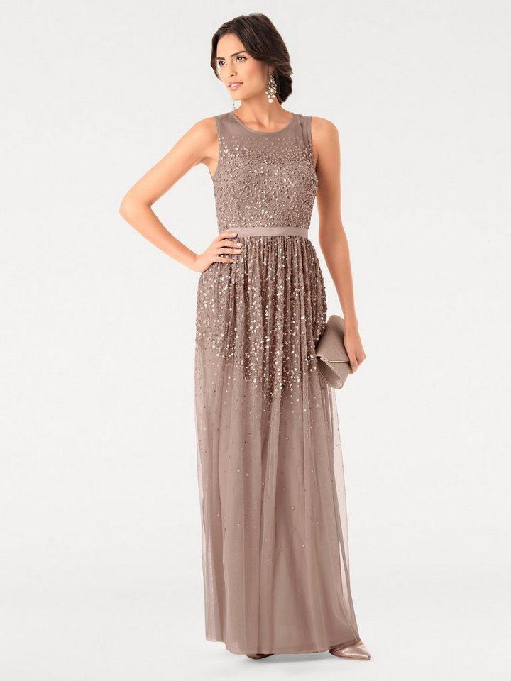 45c5fd3b445e heine TIMELESS Abendkleid mit Pailletten kaufen   OTTO