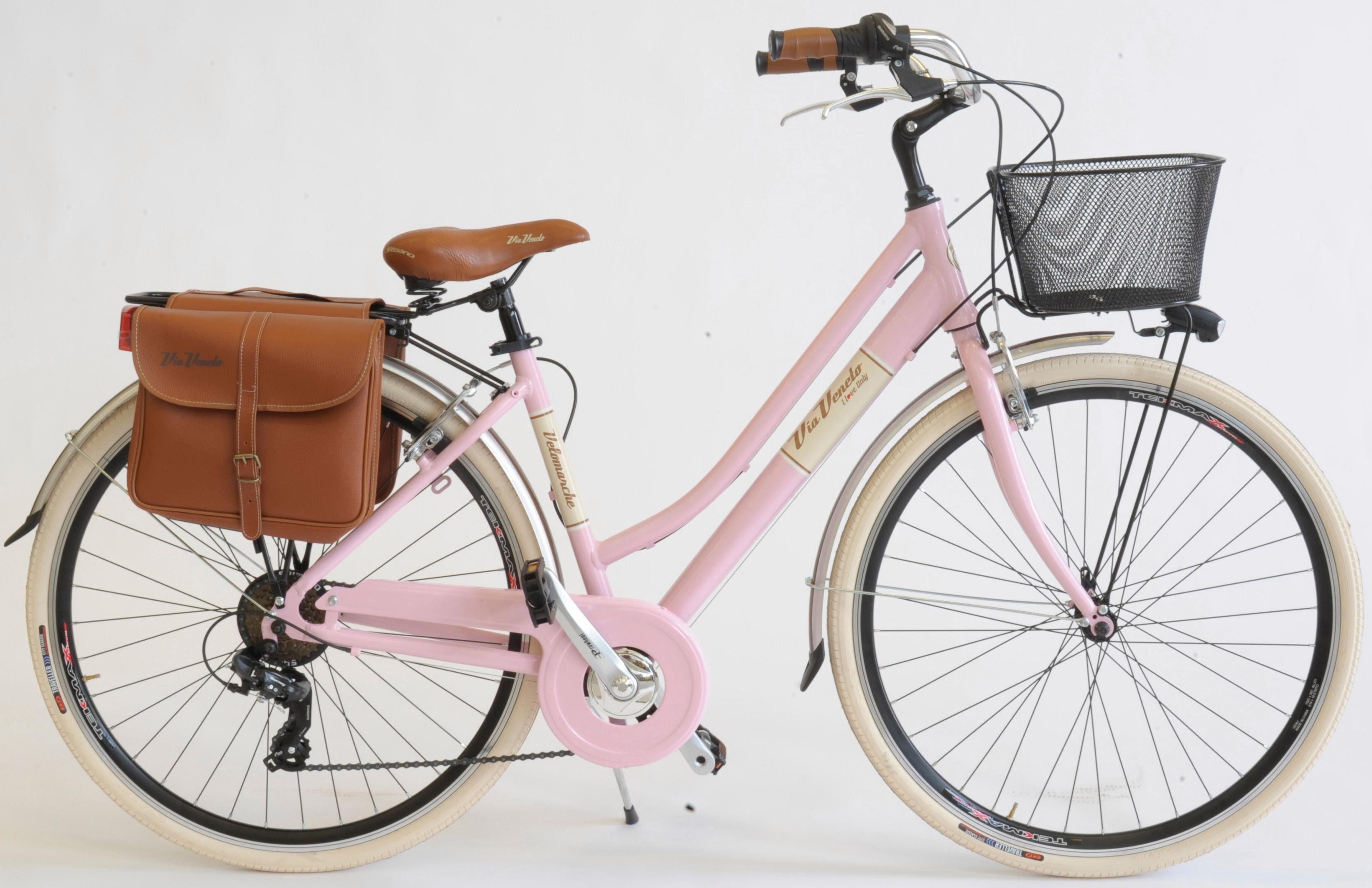 Via Veneto Trekkingrad »Trekkingbike 605 Alu Lady«, 6 Gang, Kettenschaltung