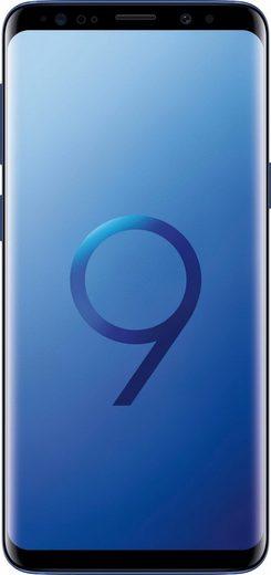 Samsung Galaxy S9 Dual SIM Smartphone (14,65 cm/5,77 Zoll, 64 GB Speicherplatz, 12 MP Kamera)