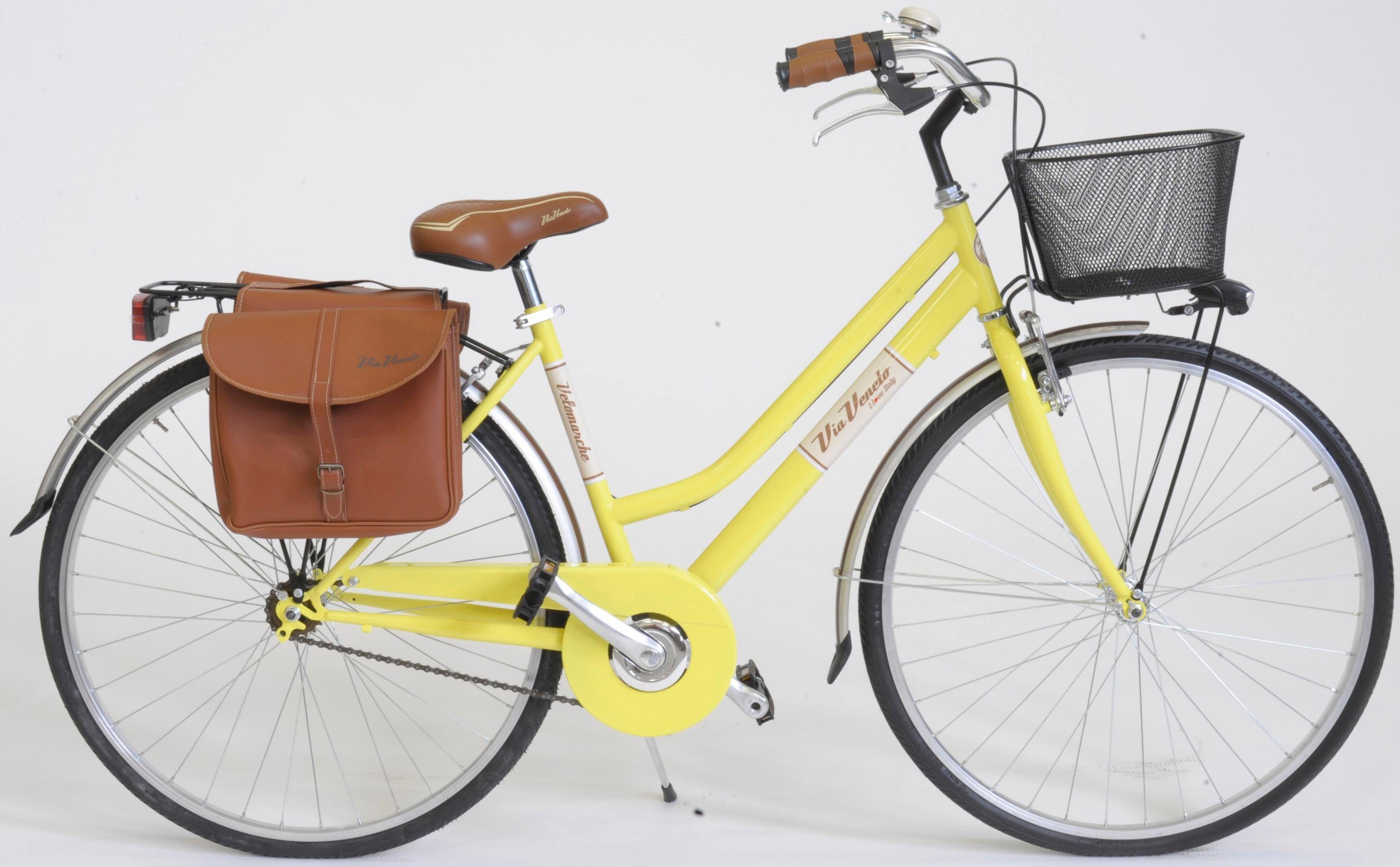 Via Veneto Singlespeed »Citybike 603 Lady«, 1 Gang, Kettenschaltung
