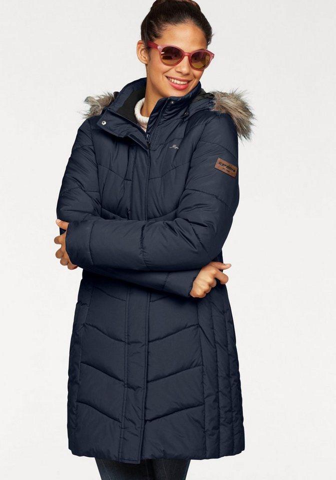 Damen Icepeak  Wintermantel PAIVA blau | 06413688560799