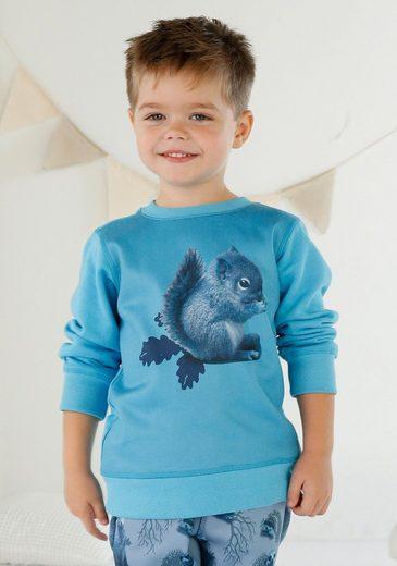 Arizona Sweatshirt »Eichhörnchen« Druck