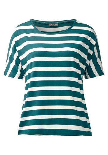 Street One Weiches Streifen-Shirt Gitta