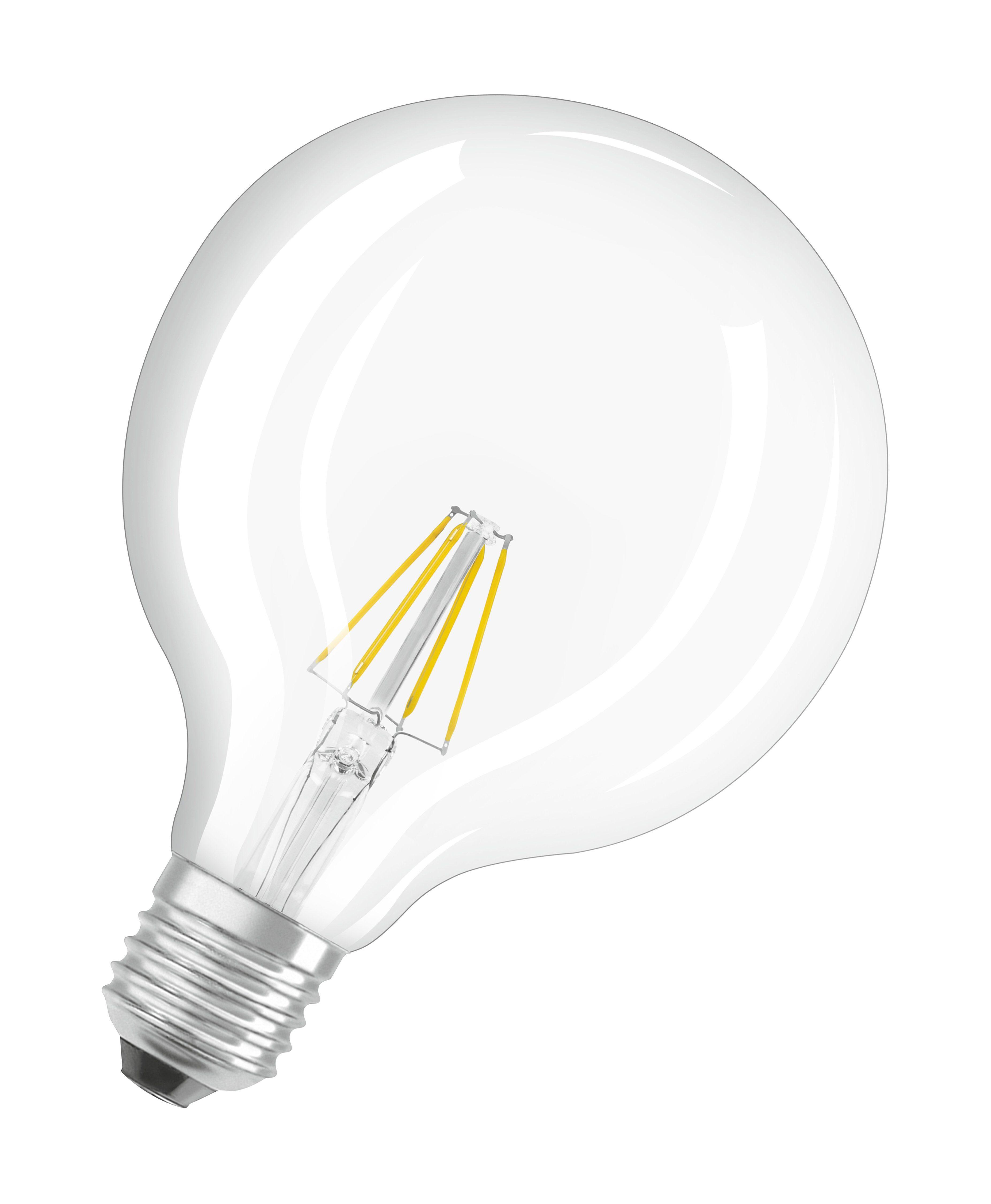 Osram LED Retrofit CLASSIC GLOBE Lampe, LED-Lampe »RF GLOBE 40 4 W/827 E27 FIL«