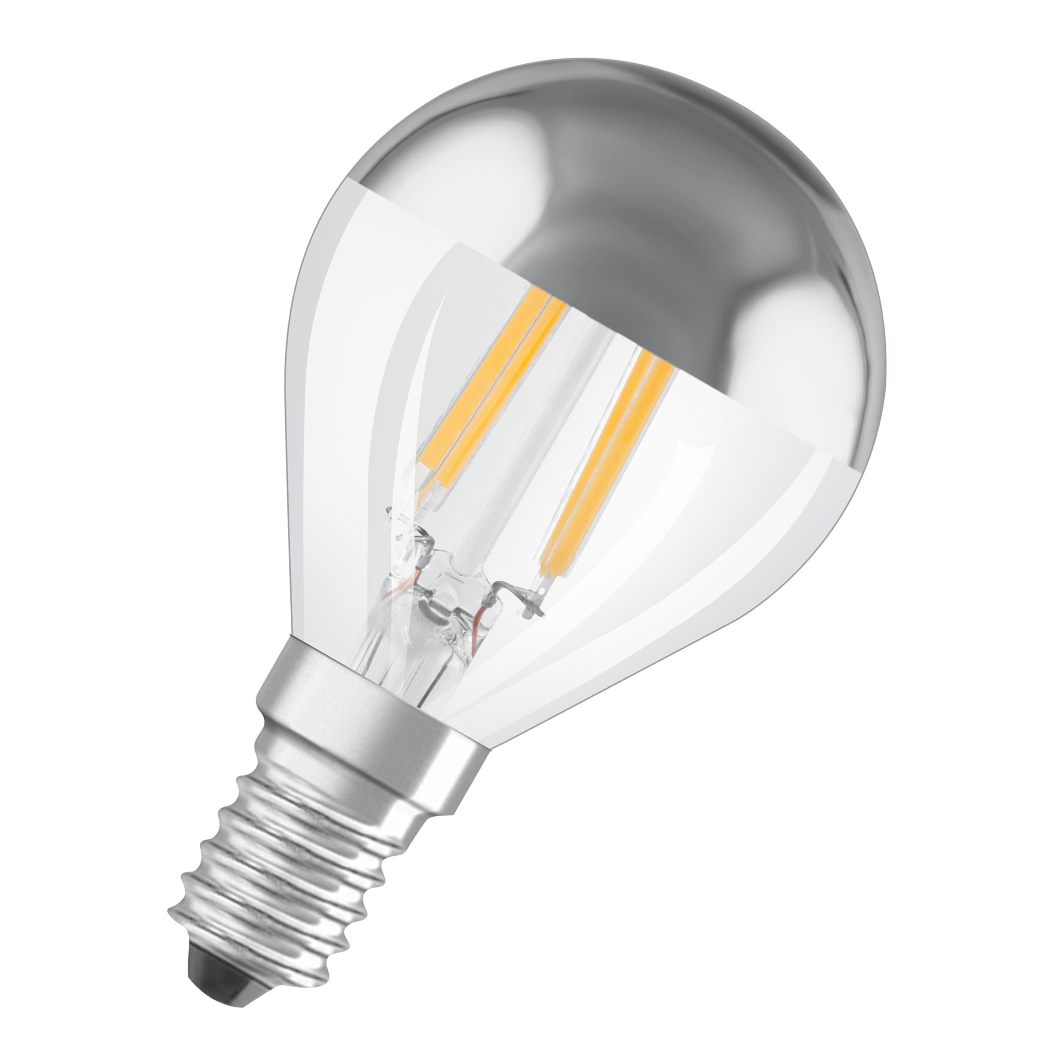 Osram LED Retrofit CLASSIC P Mirror Lampe, LED-Lampe »ST CLAS P 34 4 W/827 E14«