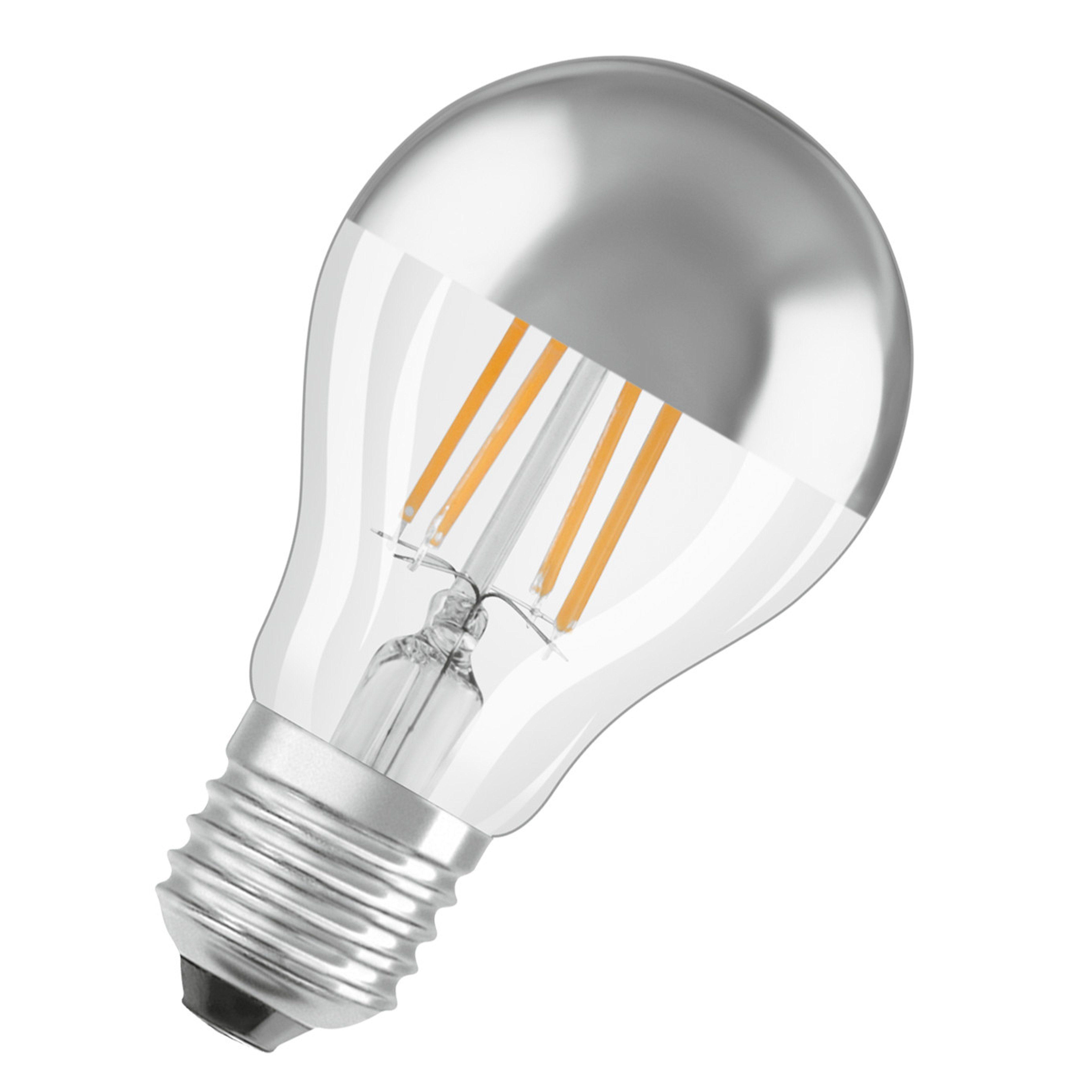 Osram LED Retrofit CLASSIC A Mirror Lampe, LED-Lampe »ST CLAS A 51 7 W/827 E27«