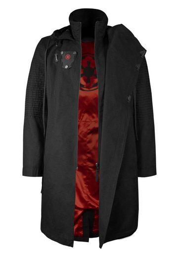 Musterbrand Trenchcoat »Sith Lord« Star Wars Kollektion