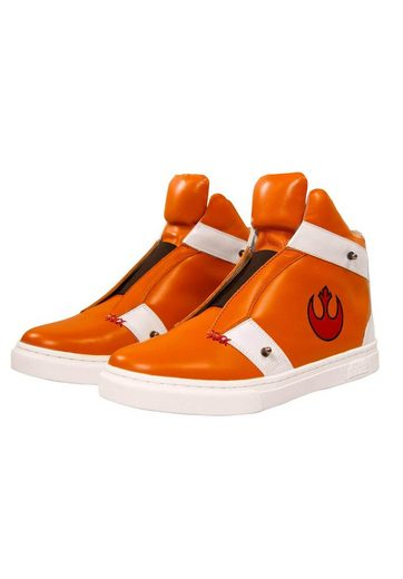 X wing« Orange Musterbrand Wars Star weiß Sneaker »setSkywalker Kollektion PkZiXu