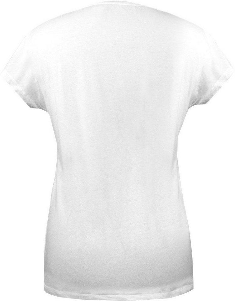 Musterbrand T-Shirt »Imperial Stormtrooper - Floral« Star Wars Kollektion