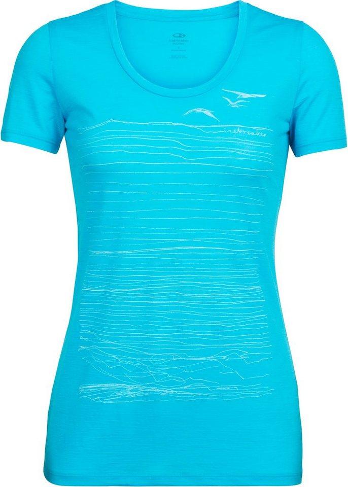 icebreaker t shirt spector coast ss scoop shirt women online kaufen otto. Black Bedroom Furniture Sets. Home Design Ideas