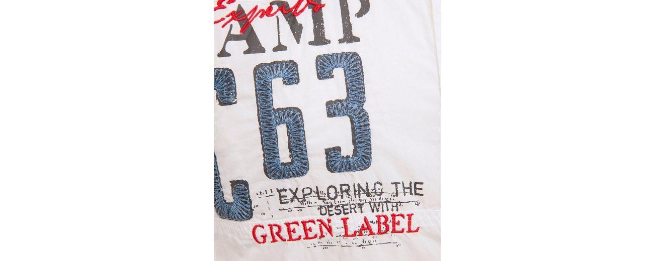 CAMP DAVID Hemd Spielraum Heißen Verkauf vn0HW375L7