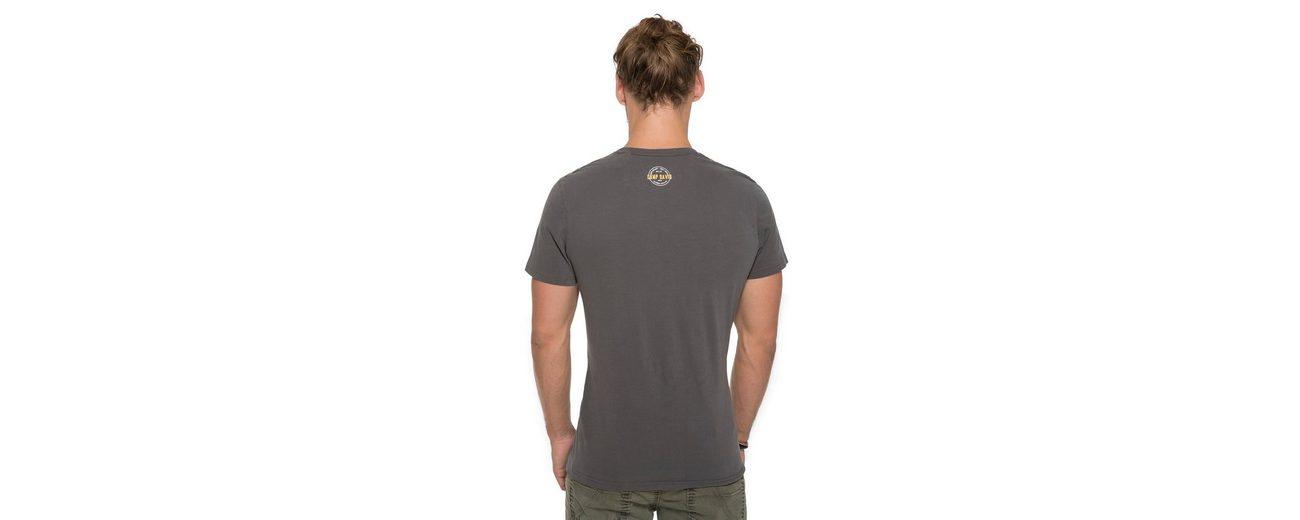 Zuverlässig Vermarktbare Günstig Online CAMP DAVID T-Shirt Nett Billig Verkauf Auslass Günstig Kaufen Fabrikverkauf tzblac