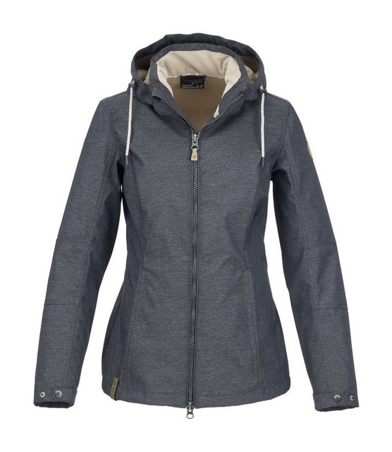 Damen G.I.G.A. DX by killtec Softshelljacke Suhari blau | 04056542857134