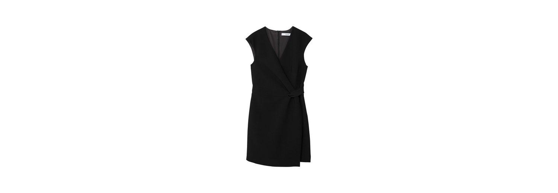 Verkauf Versorgung MANGO Langes Kleid im Wickelstil Amazon Online Erkunden Verkauf Online sJ38YK3tf