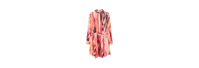 Klassisch MANGO Bedrucktes Kleid mit Gürtel Bilder Offizielle Online NxBb8gm