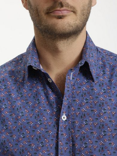 Babista Shirt Small Floral Print Pattern