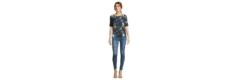 Günstig Kaufen Erschwinglich Auslauf Cartoon Shirt mit floralen Print Rabatt Für Schön Günstig Kaufen Preise Von Freiem Verschiffen Des Porzellans JN9Z81Qss0