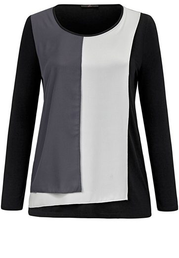 Emilian Lay T-shirt With Round Neck, Layering-optics