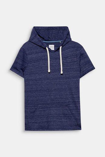 EDC BY ESPRIT Jersey-Shirt mit Kapuze