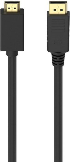 Belkin »Displayport HDMI Kabel,4K, 1,8m« Audio- & Video-Kabel, HDMI, DisplayPort (180 cm), Datenkabel