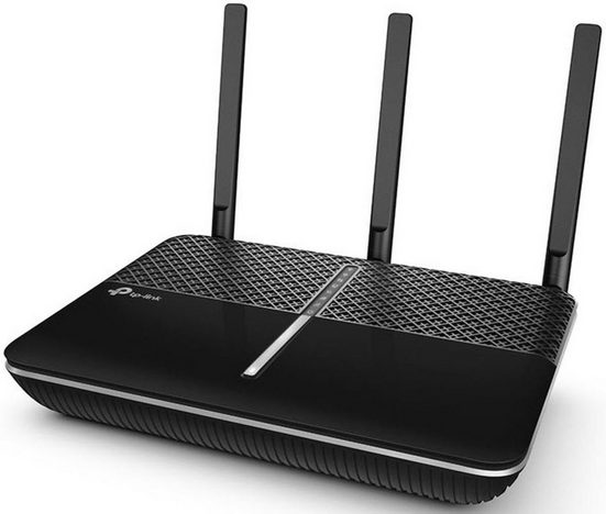 TP-Link Router »Archer C2300 AC2300 Dual-Band WLAN«