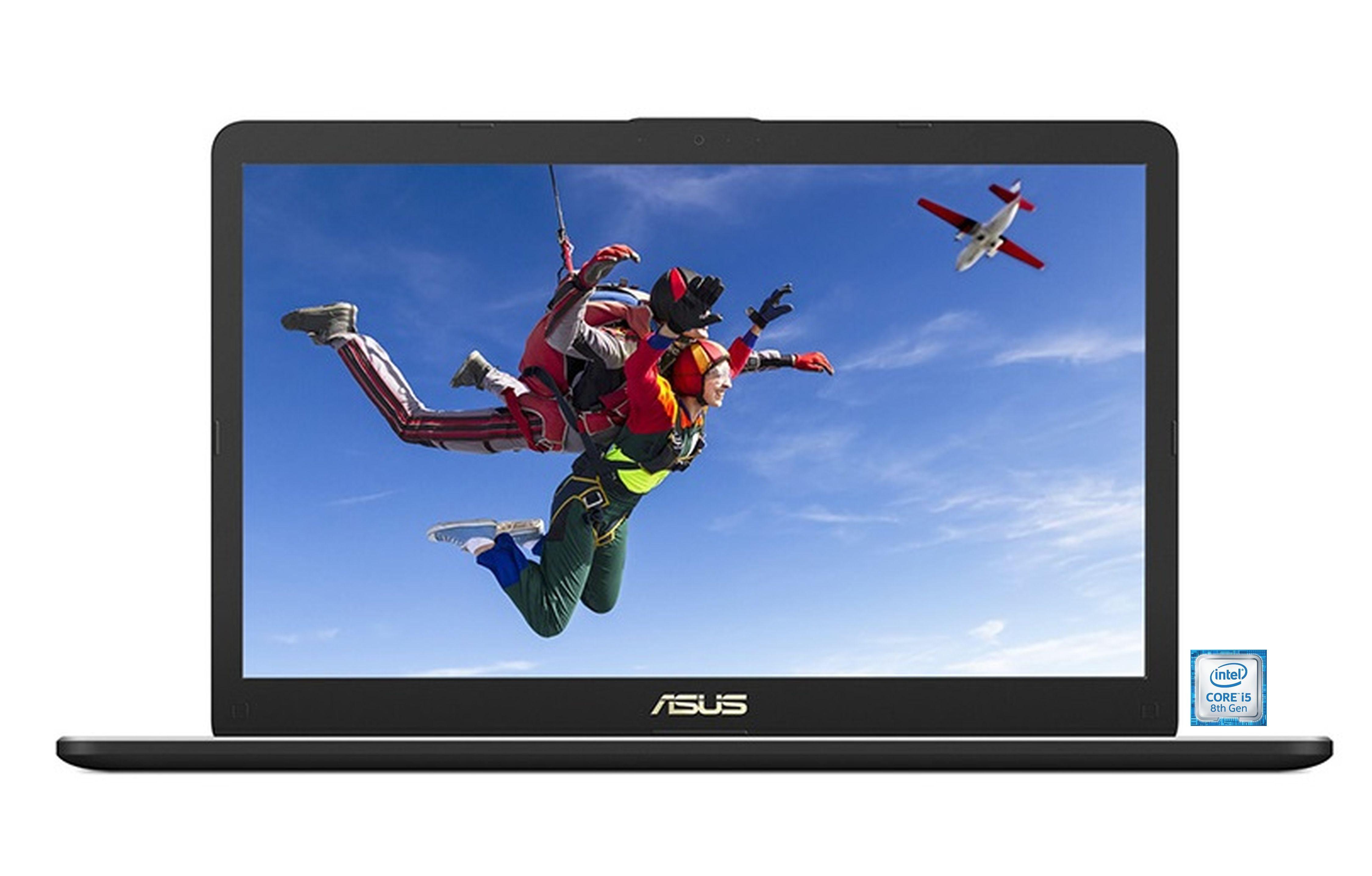 "ASUS VivoBook N705UD-GC187T Notebook »Intel Core i5, 43,9cm(17,3"") 256 GB + 1 TB, 16 GB«"