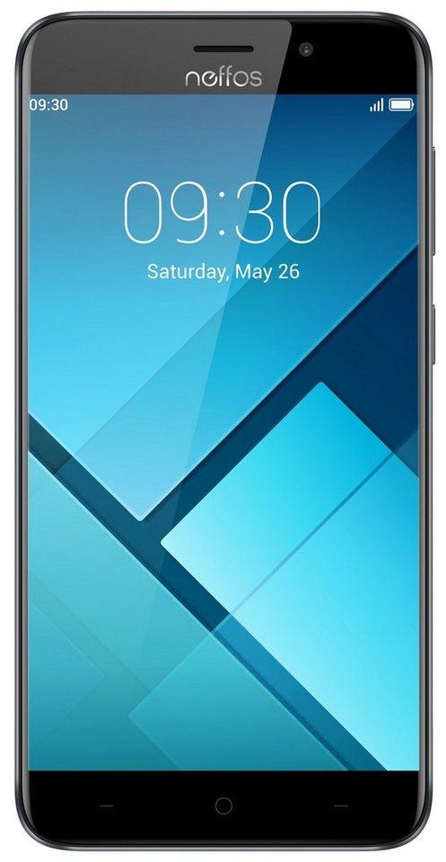 TP-LINK C7 Smartphone inkl. Powerbank »Octa-Core,13,97cm (5,5)2 GB RAM, 16 GB, Dual SIM«