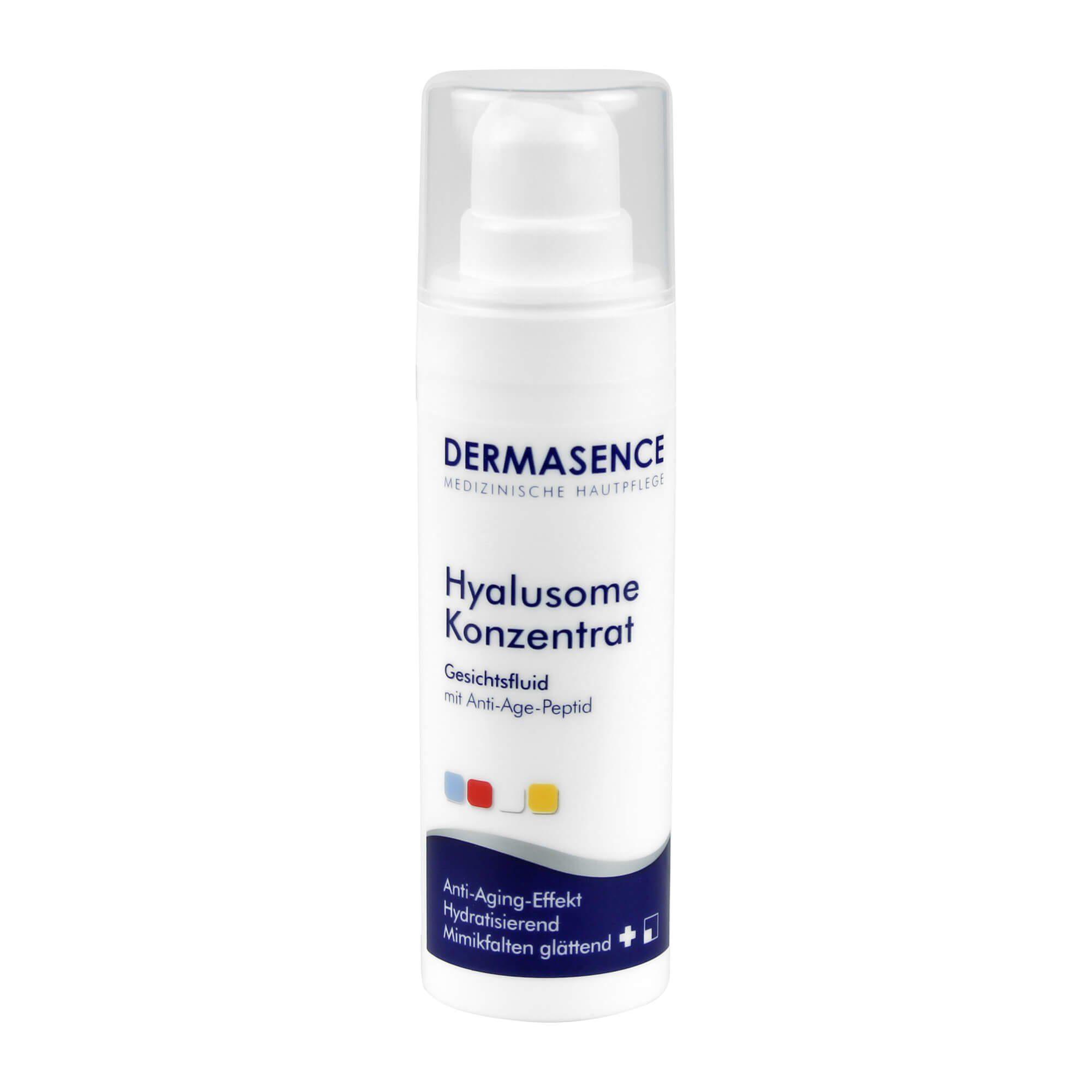 Dermasence Dermasence Hyalusome Konzentrat , 30 ml