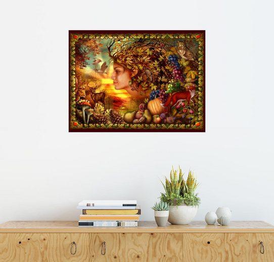 Posterlounge Wandbild - Ciro Marchetti »Spirit of autumn«