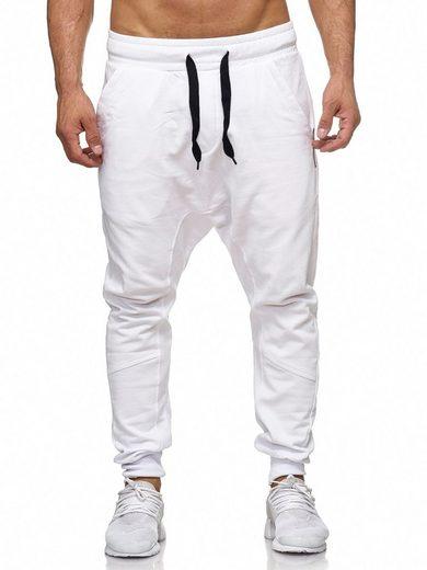 Tazzio Jogginghose »P-501« Sporthose im lässigen Harem-Stil