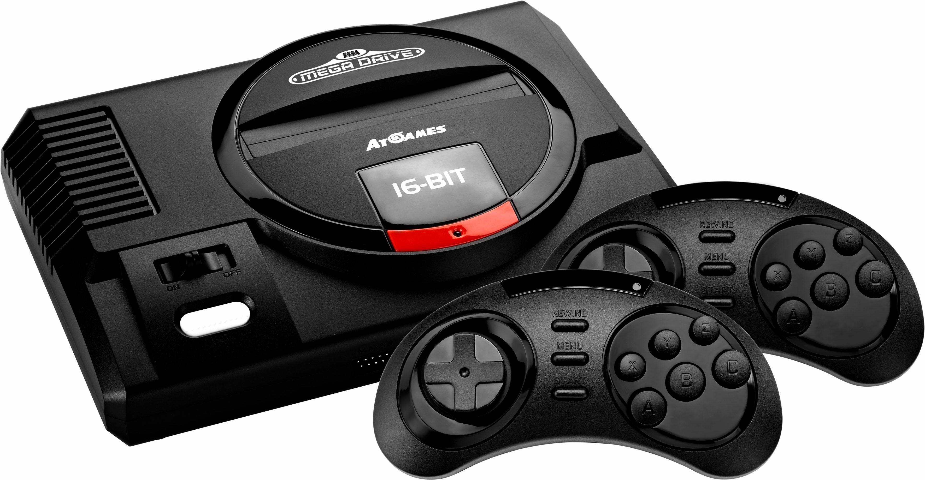 Sega Megadrive Flashback